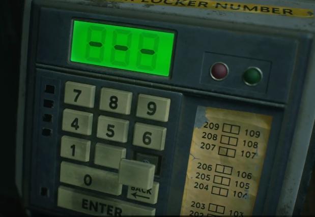 Вторая запасная кнопка в Resident Evil 2 Remake
