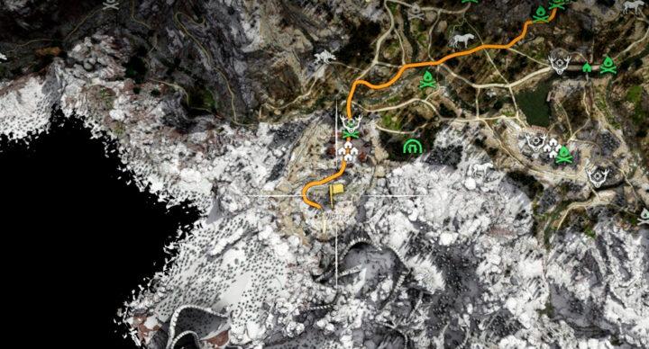 Первый топливный элемент на карте