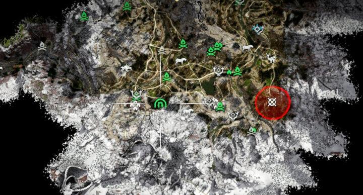 Второй топливный элемент на карте