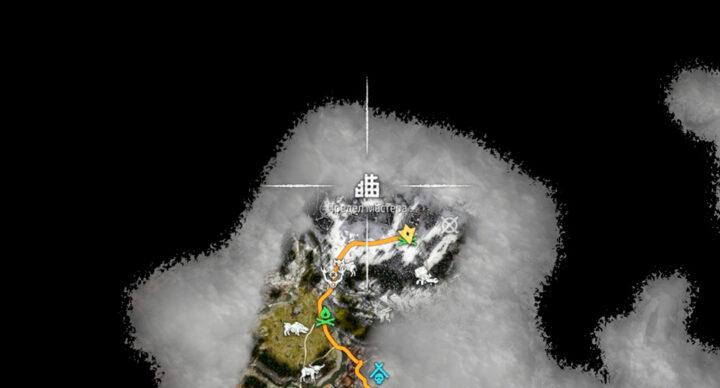 Третий топливный элемент на карте