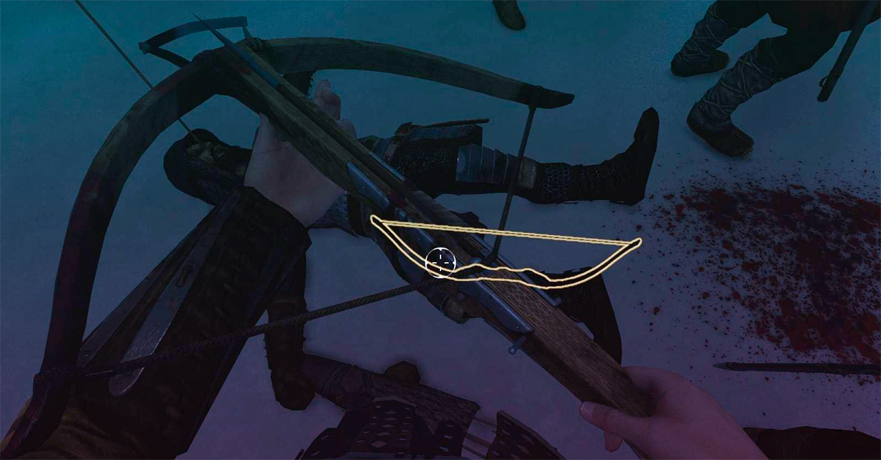 Арбалет в Mount & Blade 2: Bannerlord