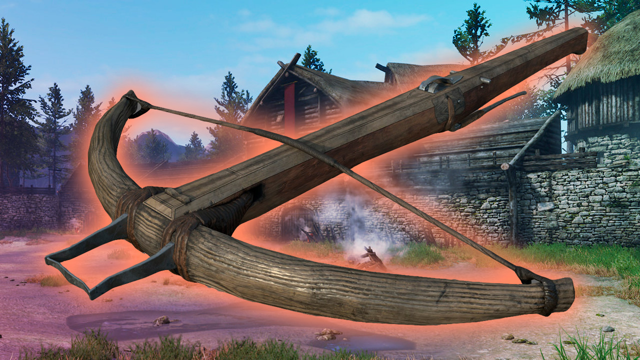 Арбалет в Mount and Blade 2: Bannerlord