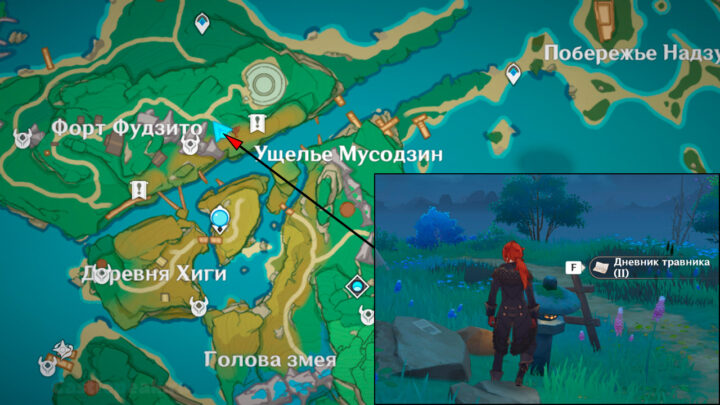 Второй дневник травника - Genshin Impact