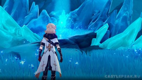 Скоро в Genshin Impact добавят снежную локацию «Драконий хребет»