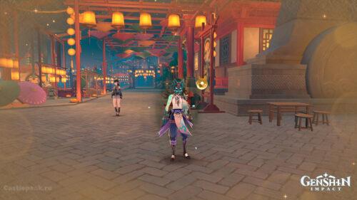 Прохождение квеста Идеальный снимок в Genshin Impact