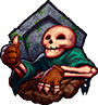 Логотип игры Graveyard Keeper