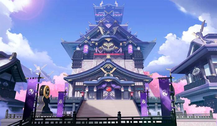 Инадзума в Genshin Impact