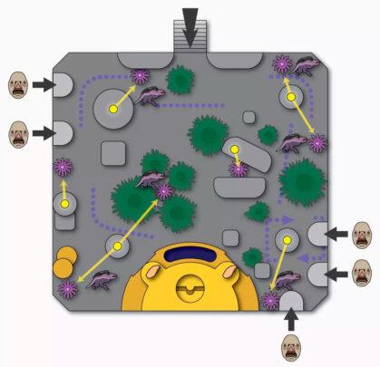 Карта садов удовольствия в Destiny 2