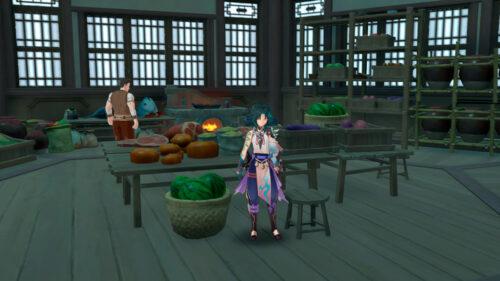 Прохождение квеста Блюдо за пределами человеческих познаний в Genshin Impact