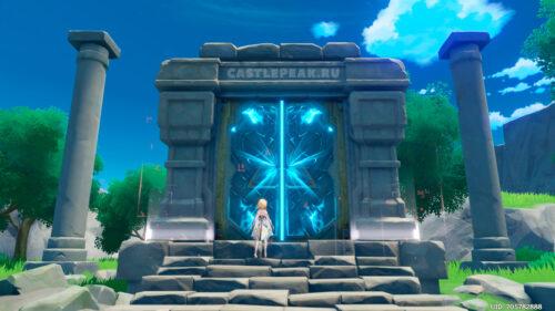 Как открыть сад Сесилии в Genshin Impact