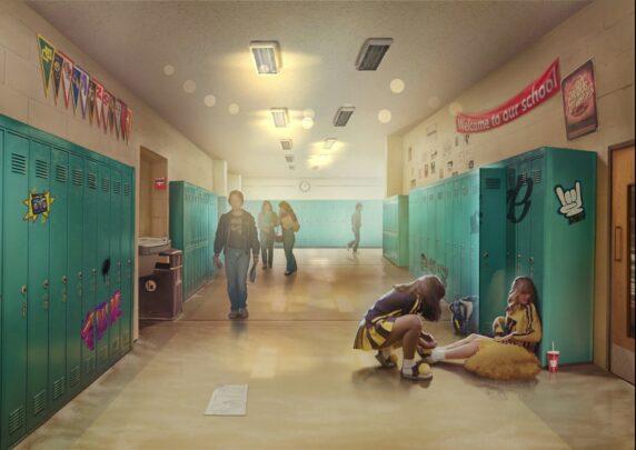 Школа в Клуб Романтики: Любовь со звёзд