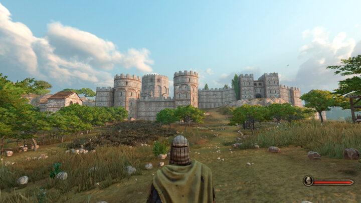 Замок в Bannerlord